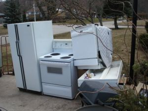 appliance disposal Service